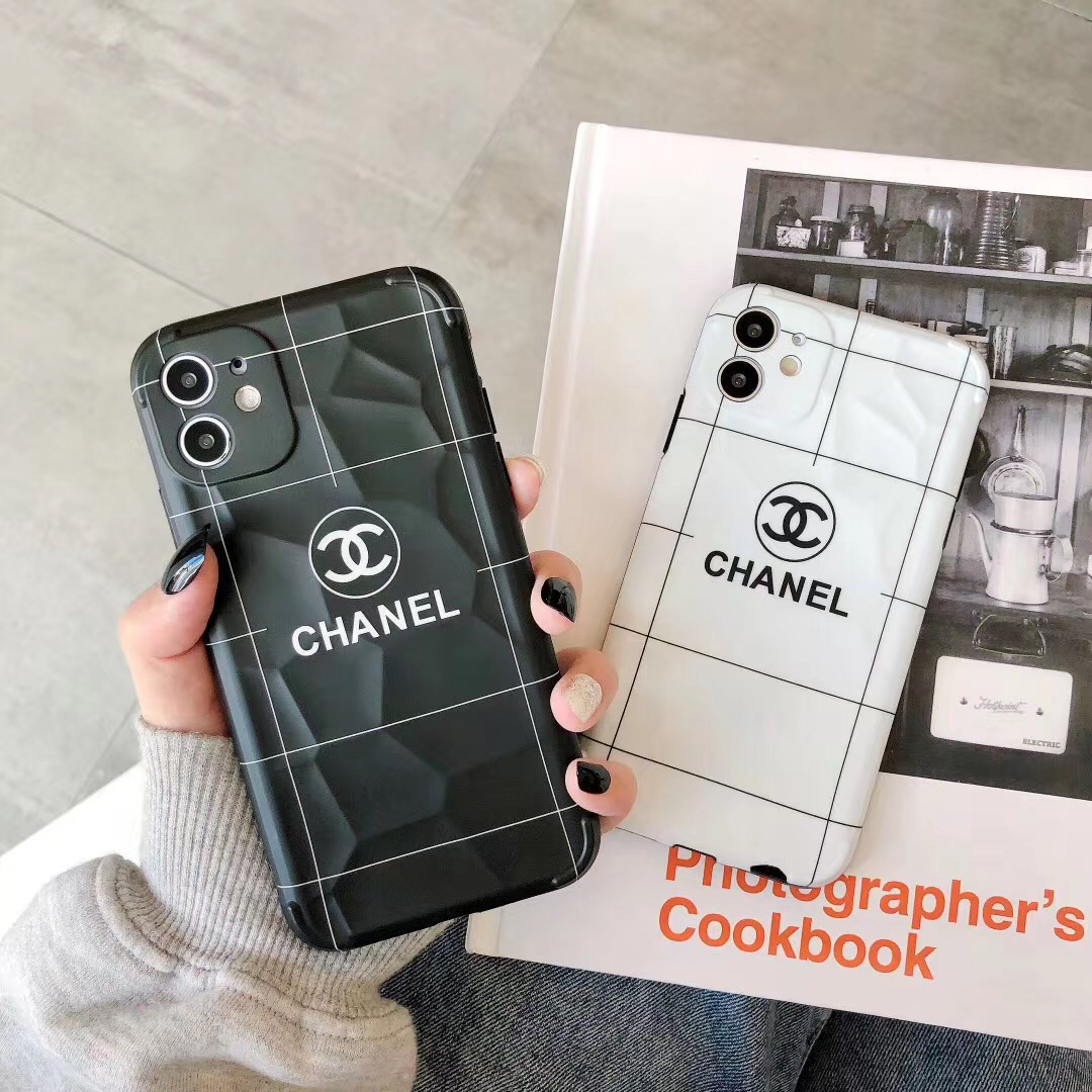 CHANEL iPhone 12Pro Maxケース オシャレ